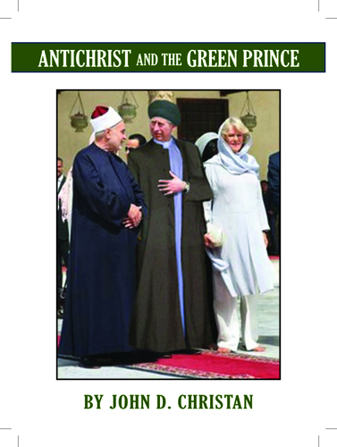AntiChrist and the Green Prince - Small